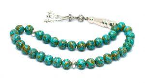 سبحه فيروز Turquoise Bracelet Jewelry 1